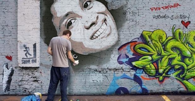 grafite-parede-foto-online