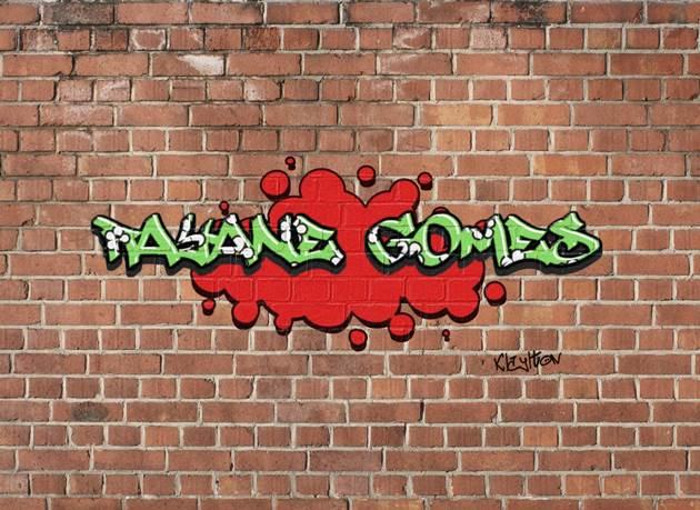 nome-grafite-online