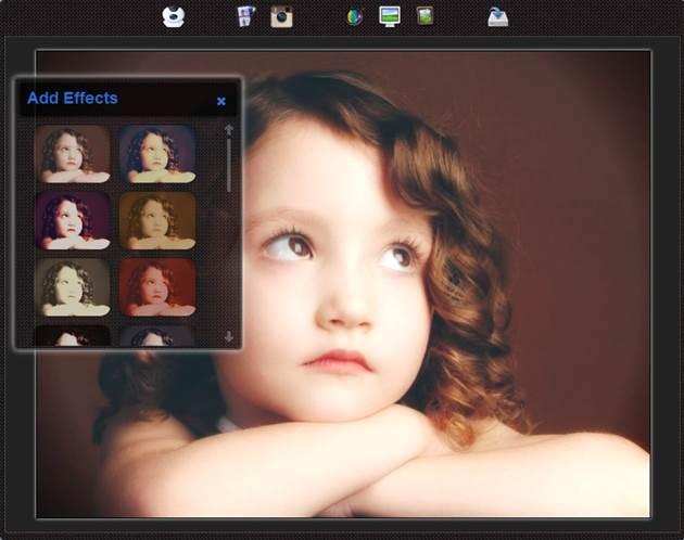 editor efeitos para fotos online