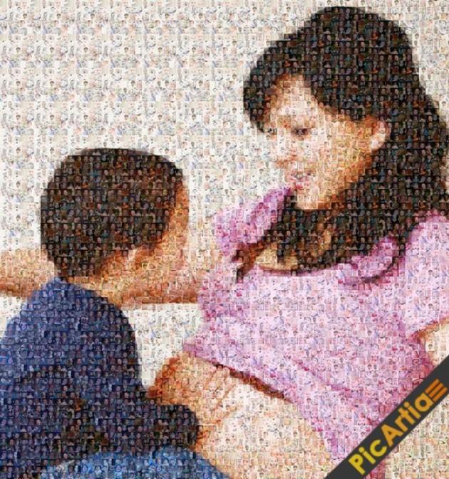 mosaico fotos picartia
